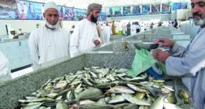 أكثر من (400) محل لبيع الأسماك خلال شهر رمضان