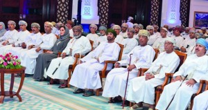 وزير ديوان البلاط السلطاني يعلن إطلاق منتدى عُمان للأعمال خلال العام الجاري