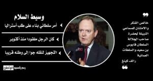 بناء على أوامر سامية .. السلطنة تنجح في الإفراج عن استرالي مفقود باليمن