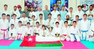 رياضة الكاراتيه في السلطنة تحظى بإقبال كبير من قبل فئة الشباب