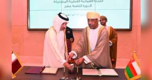 تدشين المرحلة الثانية من مشروع تصدير (الجابرو) إلى قطر