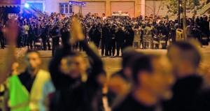 المغرب: تجدد التظاهرات في (الحسيمة) ومطالبات بالإفراج عن المعتقلين