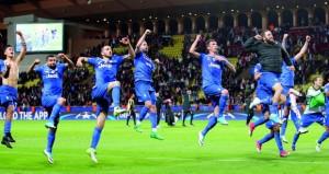 يوفنتوس على أبواب النهائي.. هز شباك موناكو مرتين فى دوري أبطال أوروبا