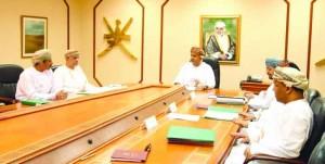 لجنة الأمن الغذائي الوزارية تناقش مقترح إنشاء صندوق المخاطر الزراعية والسمكية