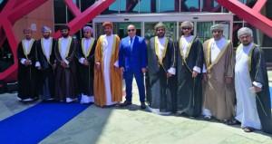 وفد غرفة تجارة وصناعة عمان يختتم زيارته إلى تركيا