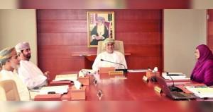اللجنة العليا لمشروع جامعة عُمان تناقش مشروع المدينة الجامعية