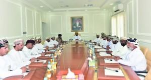 المجلس البلدي بالوسطى يناقش عددا من المواضيع المستجدة