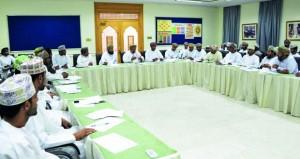 الكشافة والمرشدات تناقش برنامج المخيم الكشفي الصيفي ومنتدى الشباب الخليجي