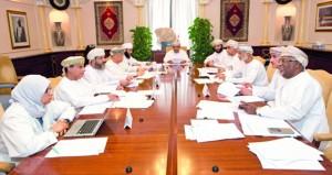 اجتماع اللجنة الوطنية لأخلاقيات البيولوجيا بجامعة السلطان قابوس