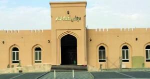 وزير المكتب السلطاني يفتتح مجلس نفعاء بولاية بدبد