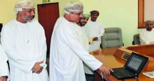 وزارة الإسكان تدشن نظام مورد الإلكتروني لادارة الموارد البشرية