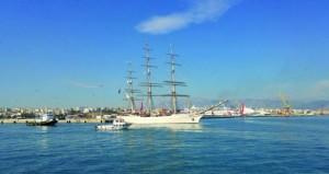 """""""شباب عمان الثانية"""" تصل اليوم ميناء كتانيا بجزيرة صقلية الإيطالية"""