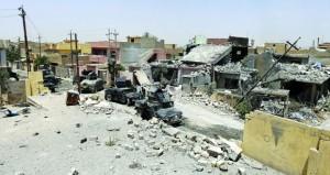 العراق: الجيش يتوغل غربي الموصل ويدعو المدنيين إلى الخروج