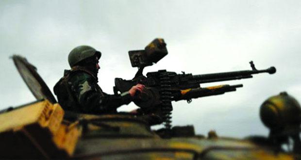 الجيش السوري يستعيد السيطرة الكاملة على حي القابون بدمشق