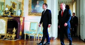 قمة استثنائية بين ماكرون وبوتين ..وملفا سوريا وأوكرانيا على رأس جدول الأعمال