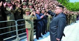 كوريا الشمالية تختبر صاروخا بالستيا جديدا