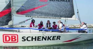 """عُمان للإبحار تستضيف """"دي.بي شنكر"""" الرائدة عالميا لبحث سبل تعزيز الكفاءة اللوجستية"""