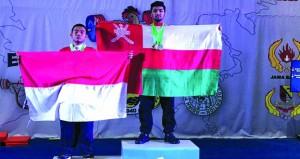 منتخبنا الوطني للقوة البدنية يحقق ميداليات متنوعة