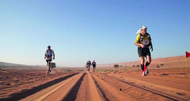 ماراثون عمان الصحراوي يعود بنسخته الخامسة في شهر نوفمبر