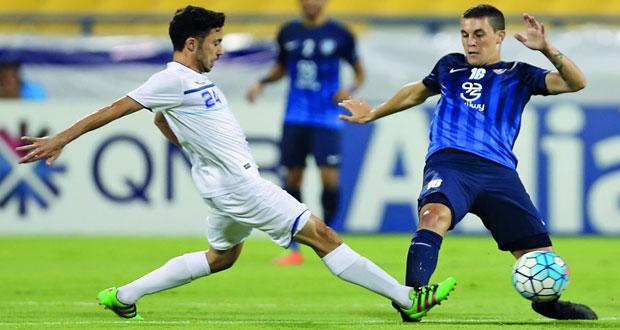 في دوري أبطال آسيا: تأهل الهلال وبيرسيبوليس إلى ربع النهائي