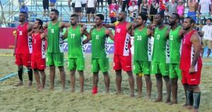 اليوم.. منتخب اليد الشاطئية يلاقي الصين تايبيه في افتتاح كأس آسيا