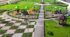 حديقة إزكي بعد التأهيل والتطوير