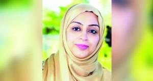 الكاتبة أمامة اللواتية تفوز بجائزة ناجي نعمان الأدبية عن فئة جائزة الإبداع