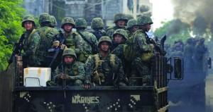 الفلبين: عشرات القتلى في هجوم على مجمع للقمار
