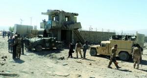 أفغانستان: مقتل 5 شرطيين في هجوم لطالبان على مركز بجارديز
