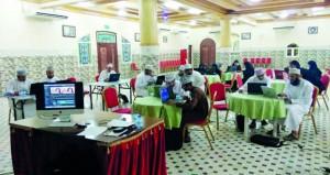 حلقة عمل في تحرير الافلام ضمن فعاليات الملتقى الرمضاني بنـزوى