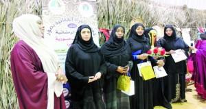 ختام الفعاليات الثقافية الرمضانية بجمعية المرأة العمانية بصور