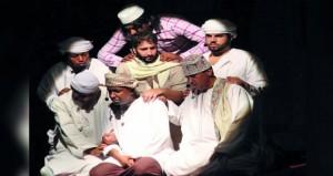 """مسرح شباب عمان يقدم """"اللمد"""" بميدان الاحتفالات بالرستاق"""