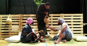 """فرقة الشهباء للفن والابداع تقدم """"سعدنه في الصيف"""" على مسرح نادي نزوى"""