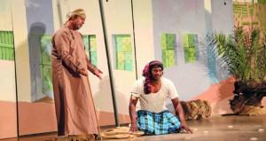 """مسرح شباب عمان يقدم """"اللمد"""" بميدان الاحتفالات بالرستاق أيام عيد الفطر"""