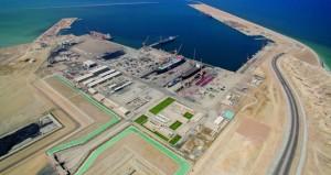 """عمان للحوض الجاف و""""بابكوك"""" البريطانية تعلنان التأسيس لشركة حوض الدقم البحري"""