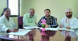 كلية التمريض بجامعة السلطان قابوس تنفذ بحثا حول بيئة ومخرجات العمل التمريضي وجودة رعاية المرضى