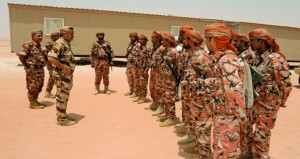 التوجيه المعنوي ينظم زيارات للمعسكرات والمواقع الحدودية