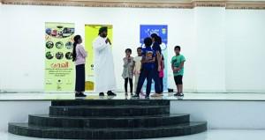"""""""كهاتين"""" ينظم فعالية عيدية يتيم بالتعاون مع جمعية الرحمة"""