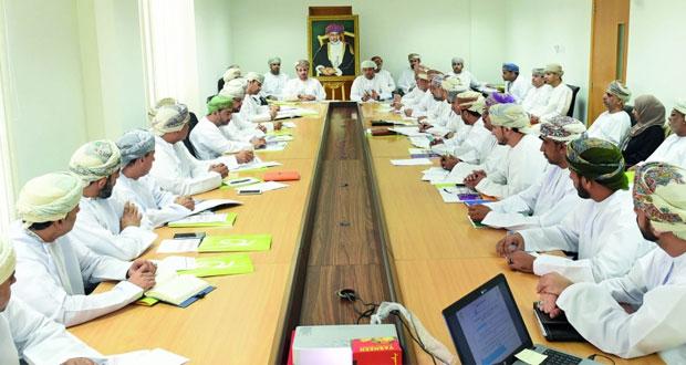 اجتماع لجنة نظام ادارة الجودة بالتربية والتعليم