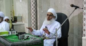 مفتي عام السلطنة يرعى حفل تكريم الأوائل في مسابقة بهلاء لحفظ القرآن الكريم