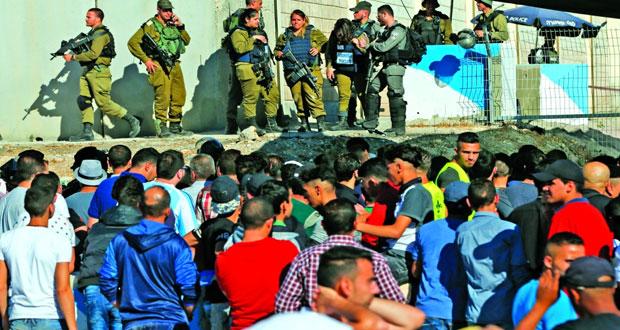 استنكار فلسطيني واسع لجريمة القتل الجماعي في القدس ومطالبات بحماية دولية