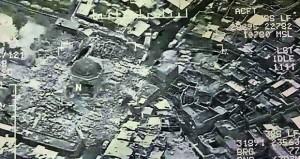 العراق: داعش يفجر منارة الحدباء التاريخية وجامع النوري والعبادي يتعبره اقرار هزيمة