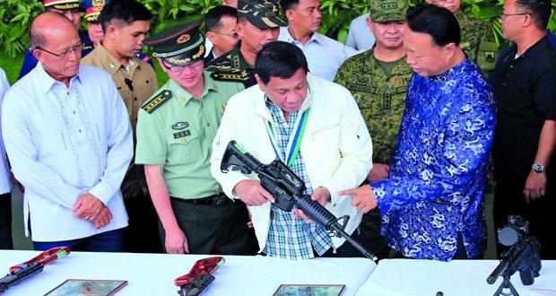 الفلبين: الجيش يتحدث عن العثور على جثث مدنيين مقطوعة الرأس في ماراوي