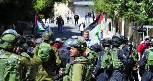 الكشف عن انتهاكات سلطات الاحتلال لحقوق (أسرى الحرية) خلال الإضراب