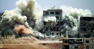 سوريا: الجيش فـي «دير الزور» للمرة الأولى من 5 سنوات وتصعيد المعارك حول معبر «نصيب»