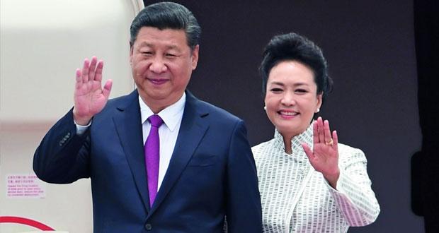 الرئيس الصيني يبدأ زيارة إلى هونج كونج