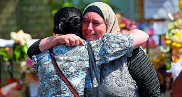 بريطانيا: مقتل واصابة عدد من رواد مسجد في لندن بحادث (دعس) متعمد