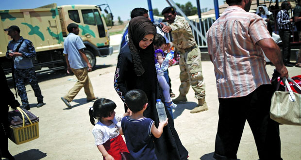 العراق: الجيش يتقدم في الموصل القديمة ويدعو الدواعش للاستسلام