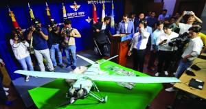 كوريا الجنوبية:المروحية التي عثر عليها على الحدود التقطت صورا لموقع (ثاد)