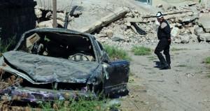 سوريا: مذبحة جديدة لـ(تحالف أميركا) والمحصلة عشرات القتلى من سكان (الدبلان)